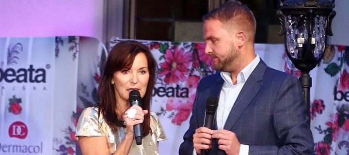 Beata Rajská a Libor Bouček