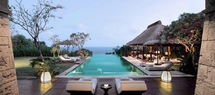 Resort Bulgari Bali - soukromá vila