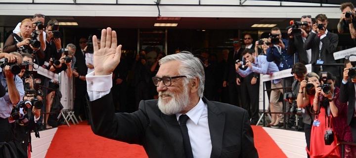 Prezident of the festival Jiří Bartoška.