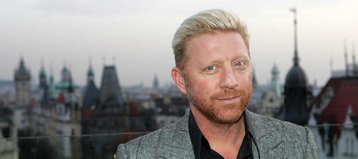 Boris Becker v Praze