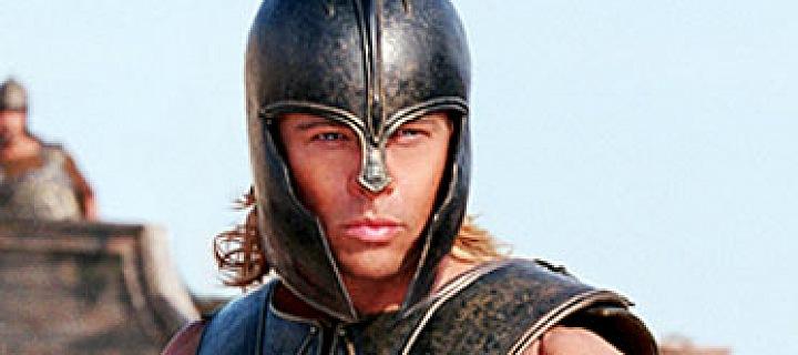 Tuhle helmu Brada Pitta si můžete vyzkoušet na vlastní kůži.