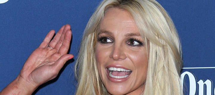 Americká zpěvačka Britney Spears