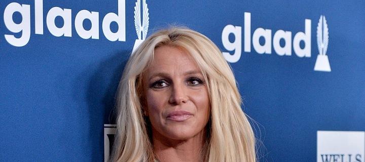 Britney Spears na premiéře dokumentu od Amazon Prime