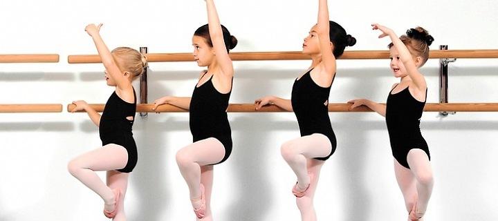 Baletní škola pro malé tanečnice