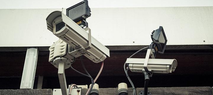 V Číne jsou miliony kamer.