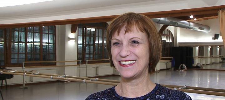 Michaela Čerrná zasvětila baletu celý svůj život.