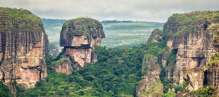 Národní park Chiribiquete