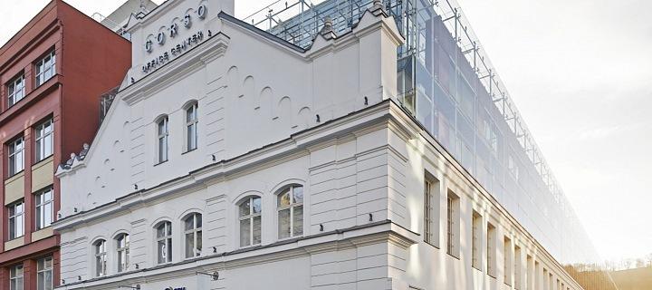 Corso Karlín, Praha, Ricardo Bolfill