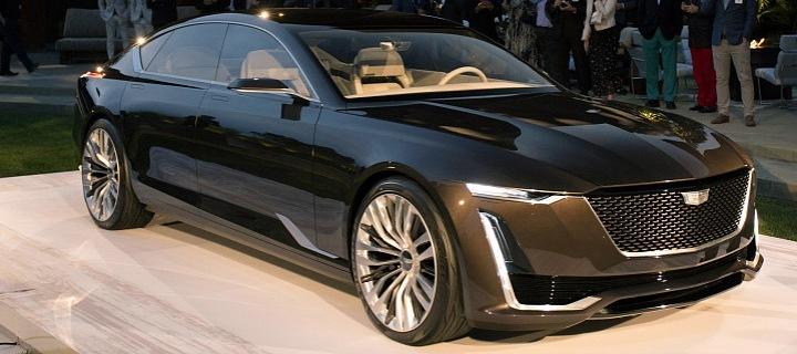 Koncept Cadillac Escala