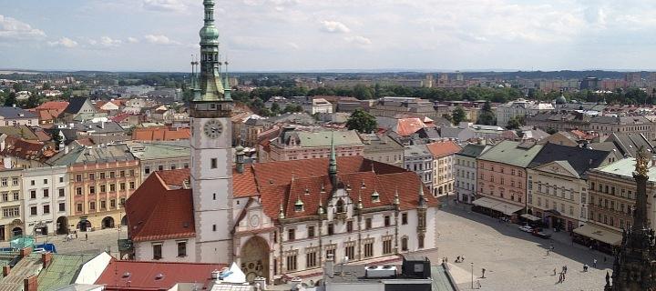 Olomouc - centrum