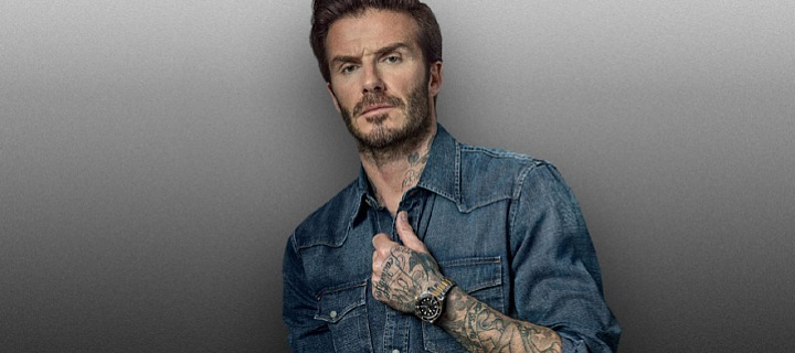 Tudor Heritage Black Bay S&G, David Beckham