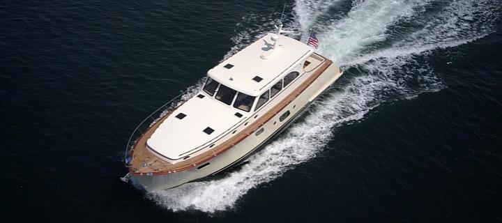 Vicem, nová luxusní jachta
