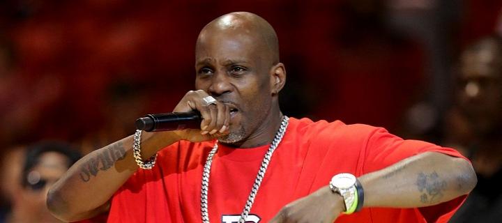 Americký rapper DMX