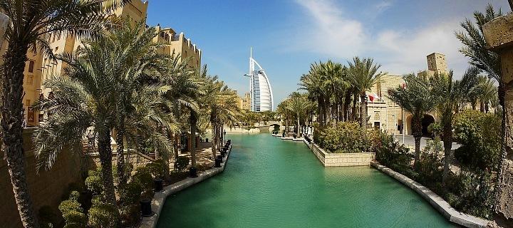 Zaleťte si do Dubaje!