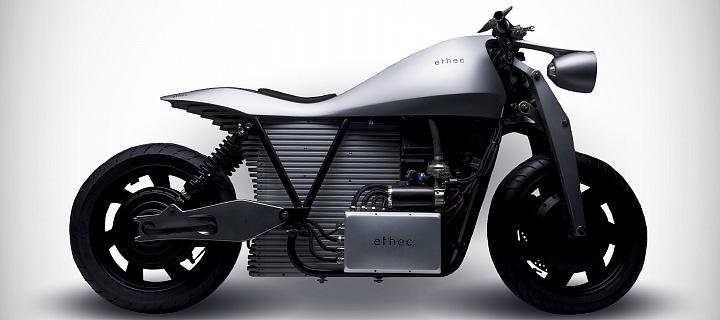 Ethec elektická motorka