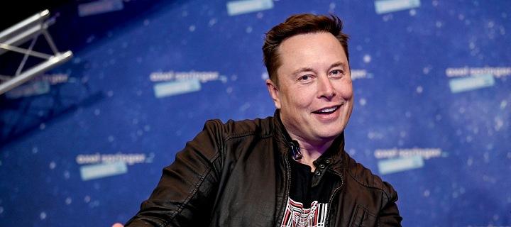 Americký podnikatel Elon Musk