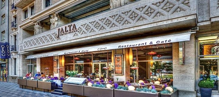 Hotel Jalta, Václavské náměstí