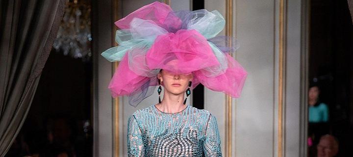 Giorgio Armani Privé Haute Couture AW 2018
