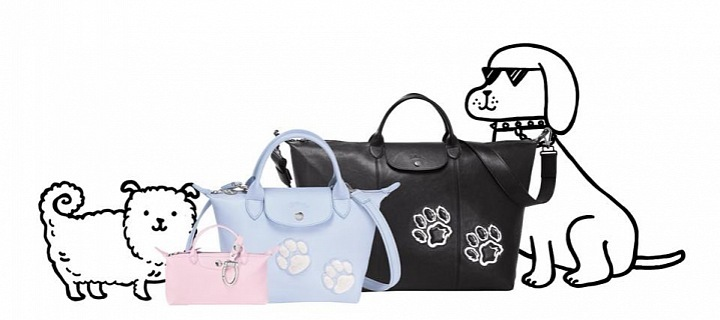 Exclusive cooperation: Mr. Bags and Longchamp