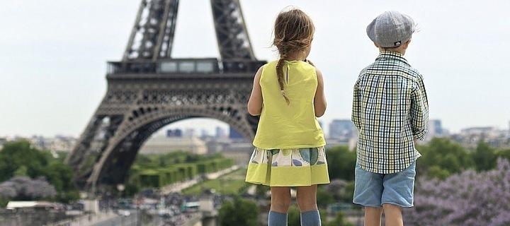 Paříž, Mekka módy. I té dětské!