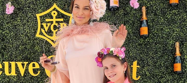 Eliška Dospivová s dcerou
