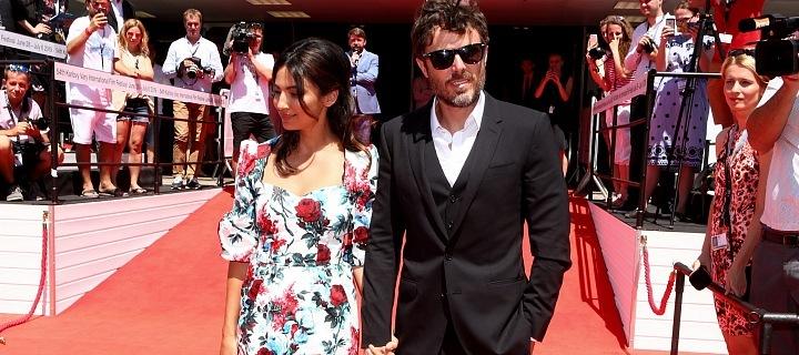 Casey Affleck a Floriana Lima