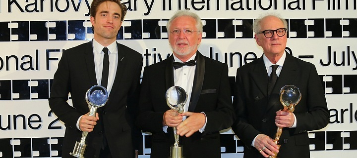 Robert Pattinson, Jaromír Hanzlík, Olmo Omerzu