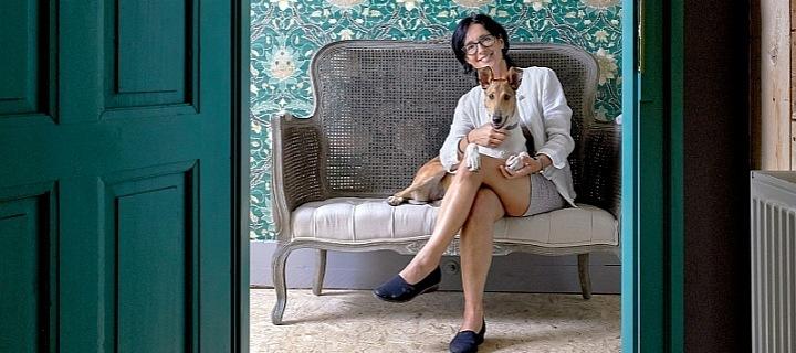 Anglická sezóna, designérka a spolumajitelka Leeda Abrtová
