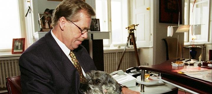 Václav Havel by se letos dožil 83. narozenin