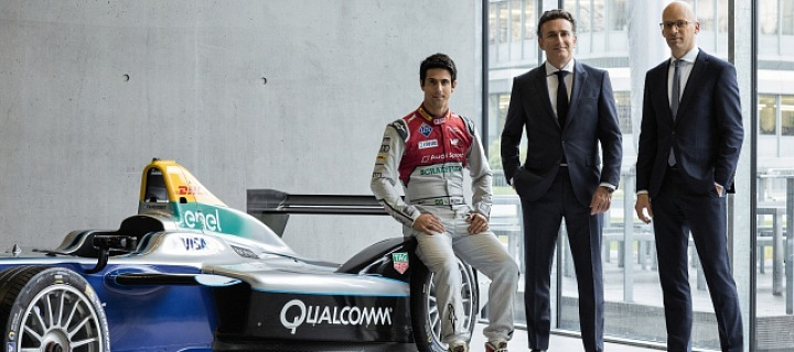 Cooperation of Hugo Boss and Porsche