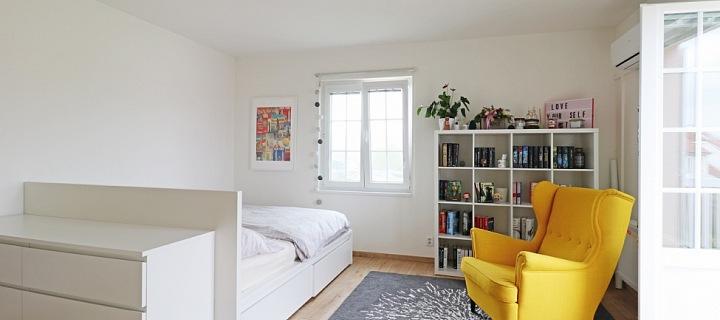 Pronájem luxusního bytu s terasou