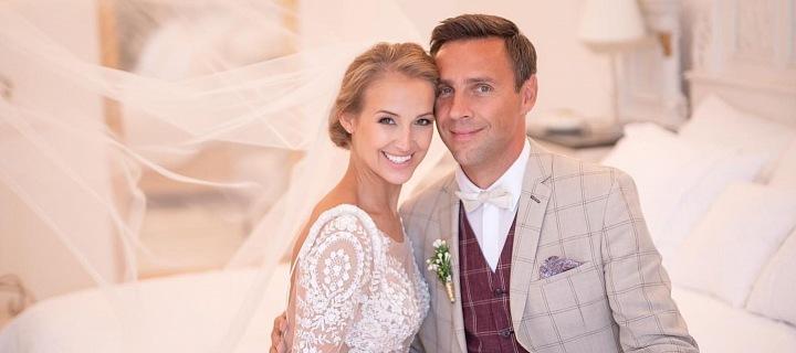 Roman Vojtek se nedávno podruhé oženil.
