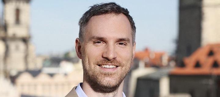 Zdeněk Hřib je primátorem Prahy.
