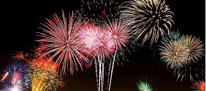 Oslavy příchodu Nového roku se blíží.