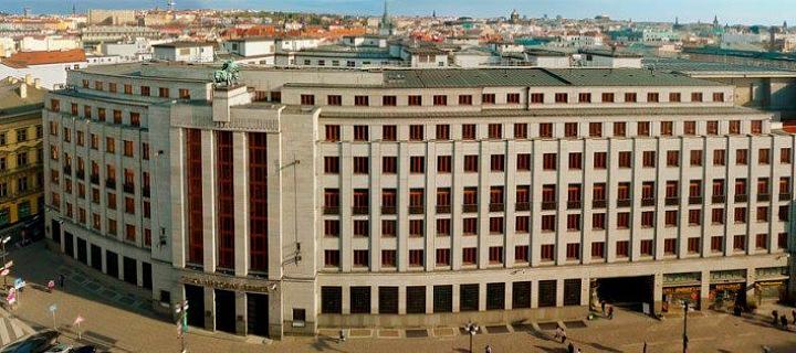 Česká národní banka byla založena v roce 1993.