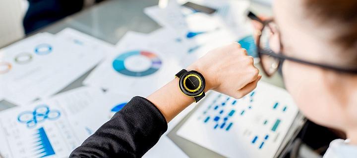 Chytré hodinky Resco