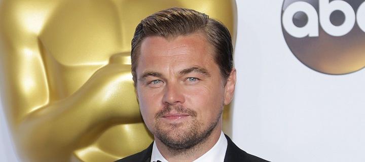 Hollywoodský herec Leonardo DiCaprio