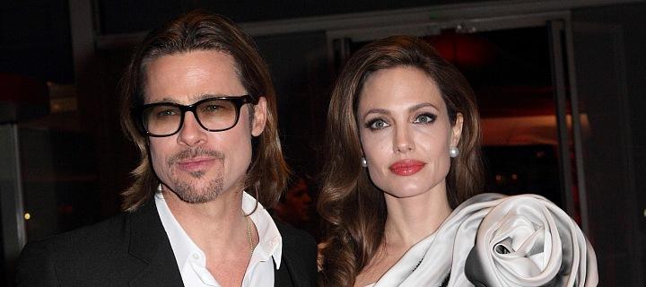 Hollywoodský pár Angelina Jolie a Brad Pitt