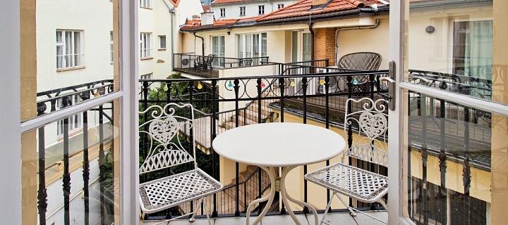 Luxusní byt na prodej na Praze 1