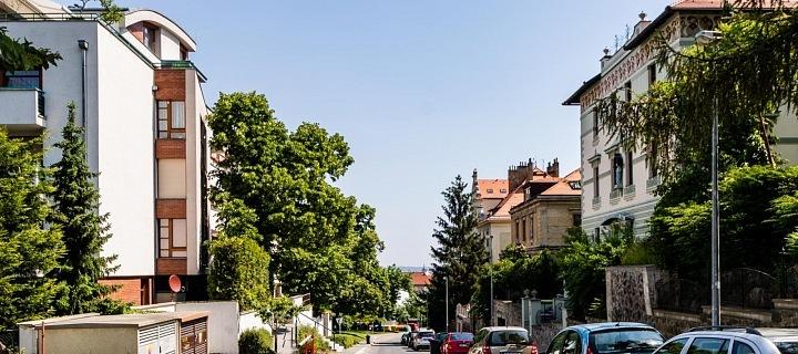 Streets of Smíchov