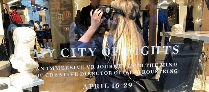 VR My City of Lights