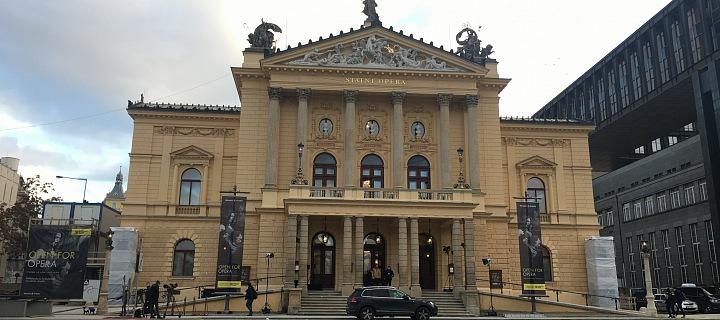 Státní opera slaví 5. ledna 132 let od svého otevření.