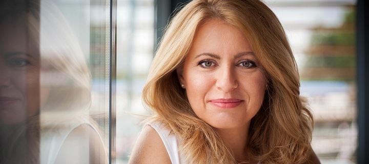 Zuzana Čaputová, nová prezidentka Sloveské republiky