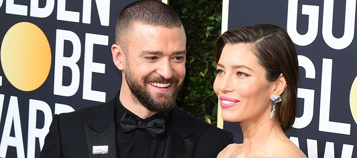Jessica Biel a Justin Timberlake.