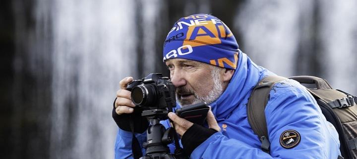 Jiří Kolbaba je profesionální fotograf, cestovatel a dobrodruh.