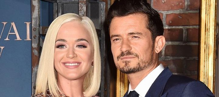 Katy Perry a Orlando Bloom