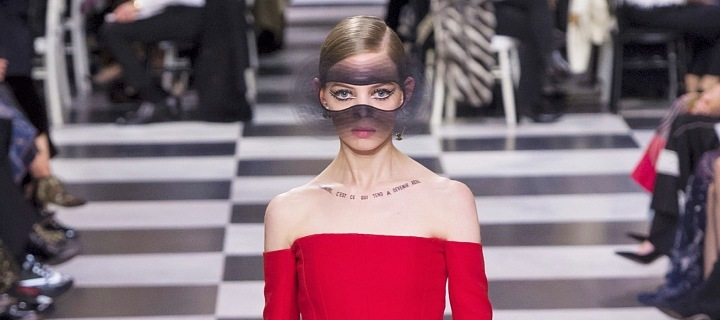 Dior Spring 2018 Couture