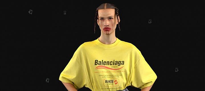 Kolekce Balenciaga FW2021