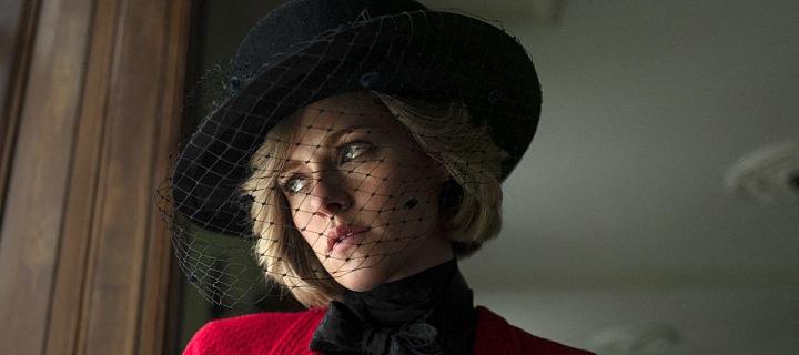 Kristen Stewart v roli princezny Diany