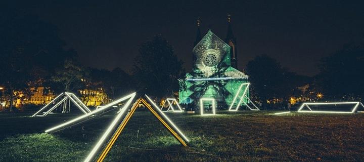 Signal Festival probíhá v Praze.